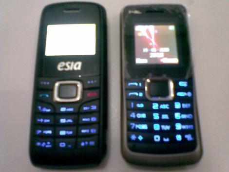 huawei c2606e dan HT M10