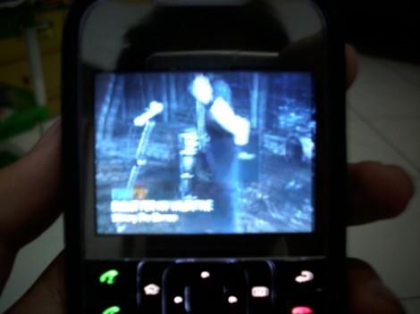 Video waking the demon hasil smartmovie converter di HT G30