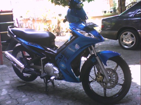 hasil kamera belakang full-res SPC Boss 1000 outdoor