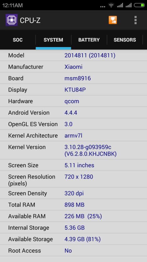 CPU-Z Software