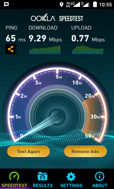 4G LTE Jombang