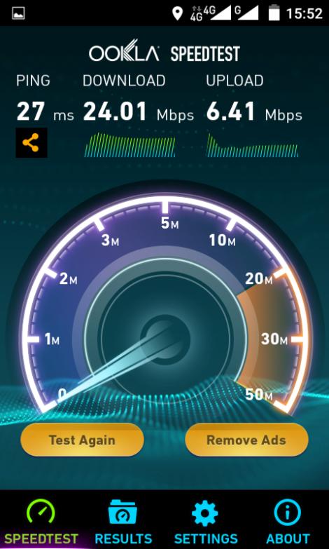 4G LTE Surabaya